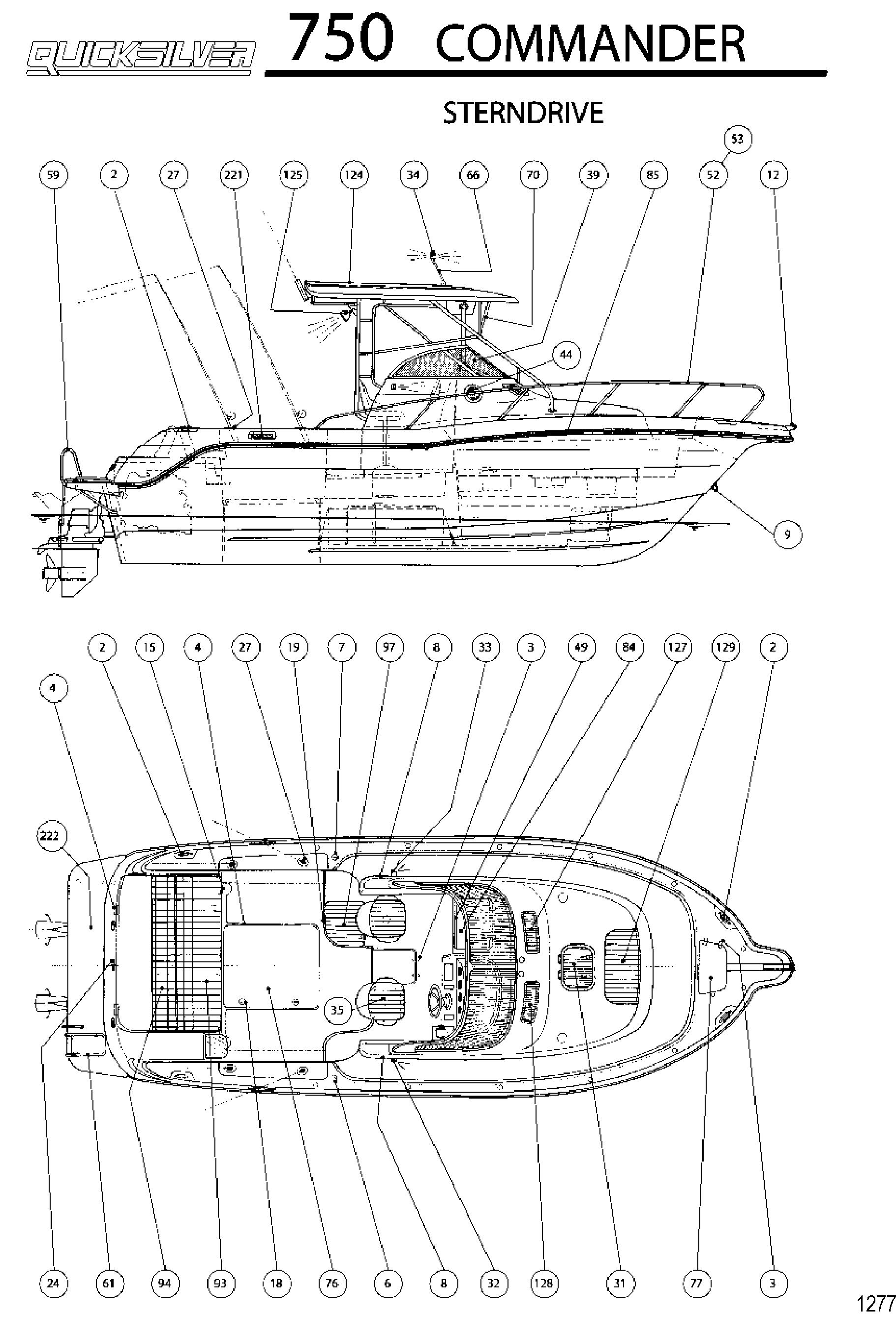 boat engine room diagram