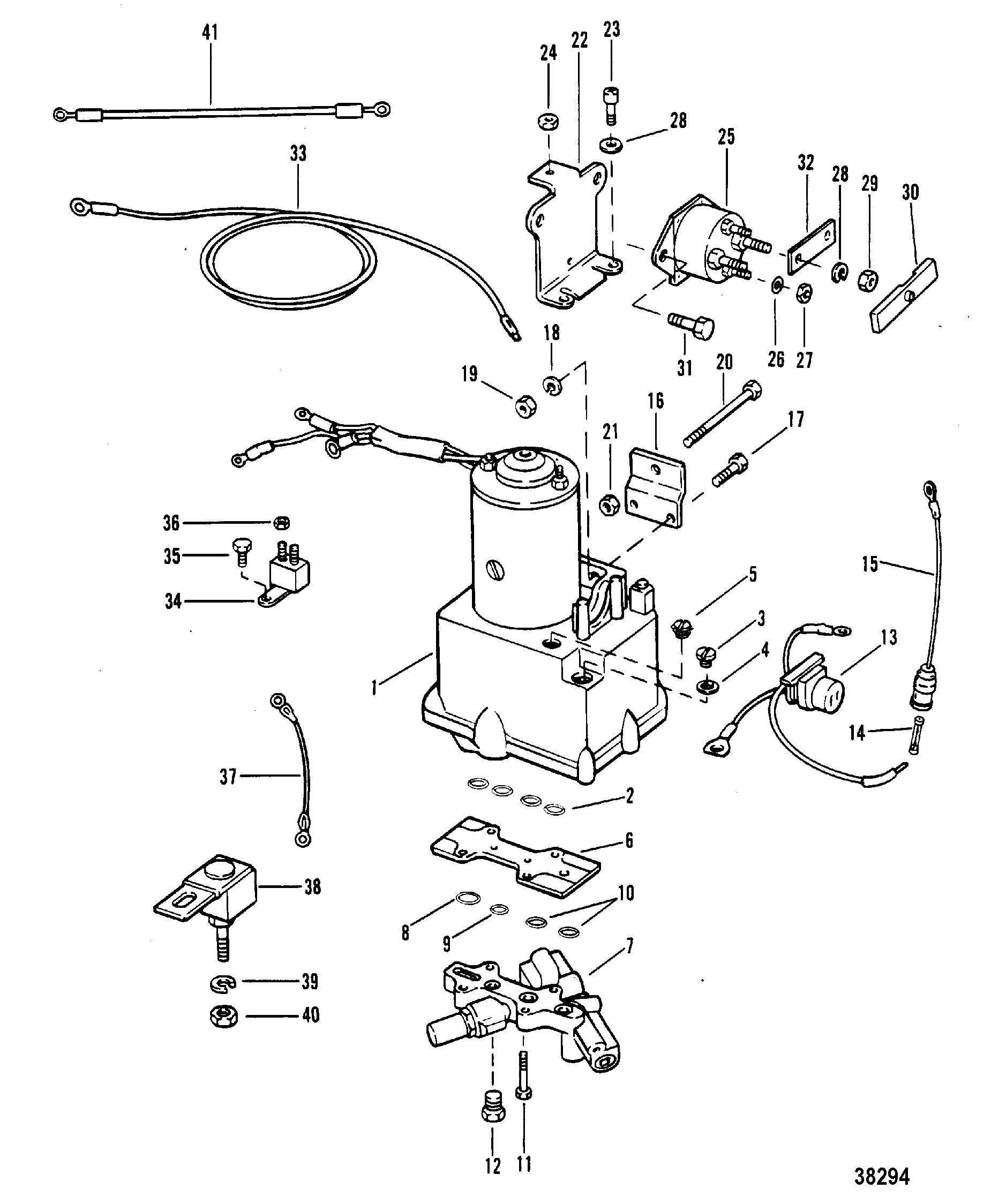 johnson ignition switch wiring diagram johnson discover your mercury marine power trim wiring diagram