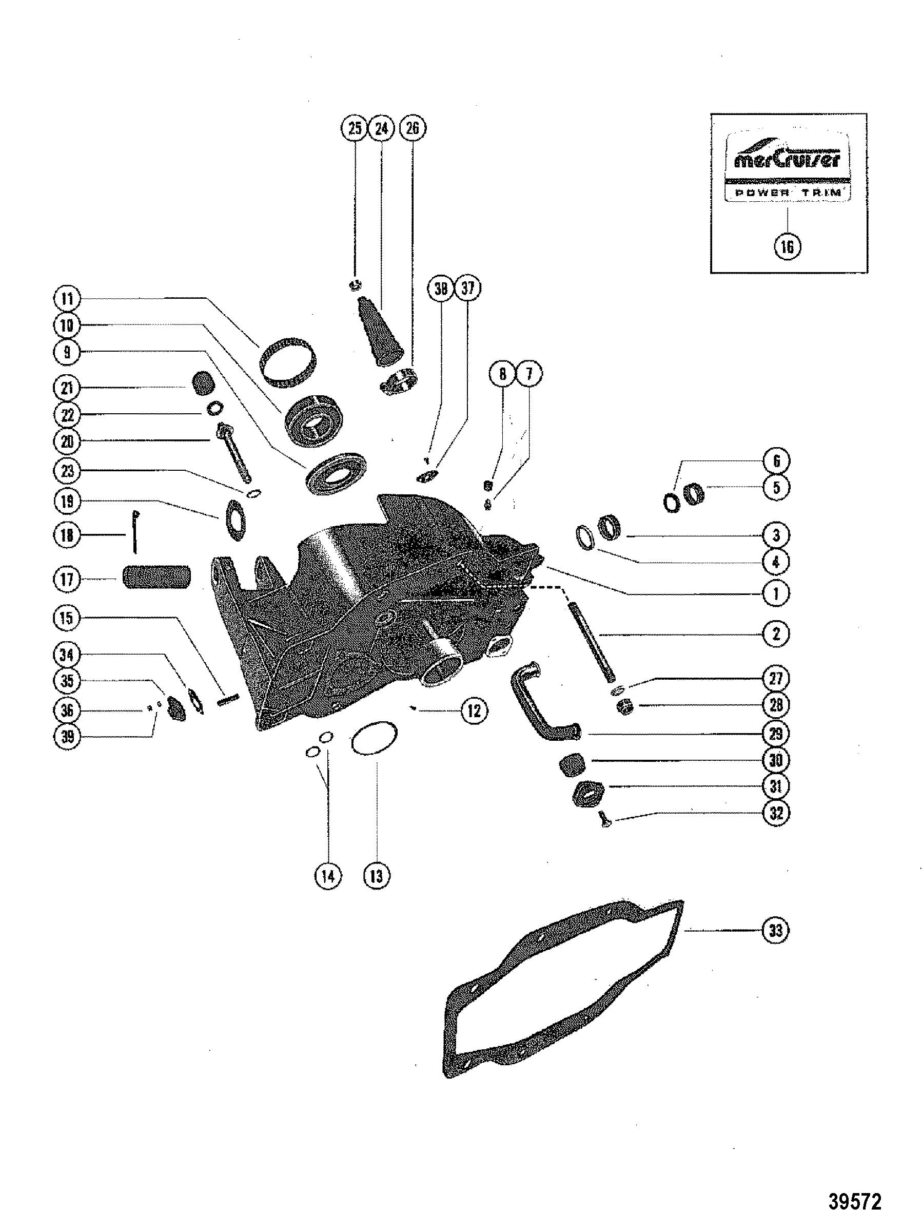 mercruiser 165 outdrive diagram mercruiser dual control