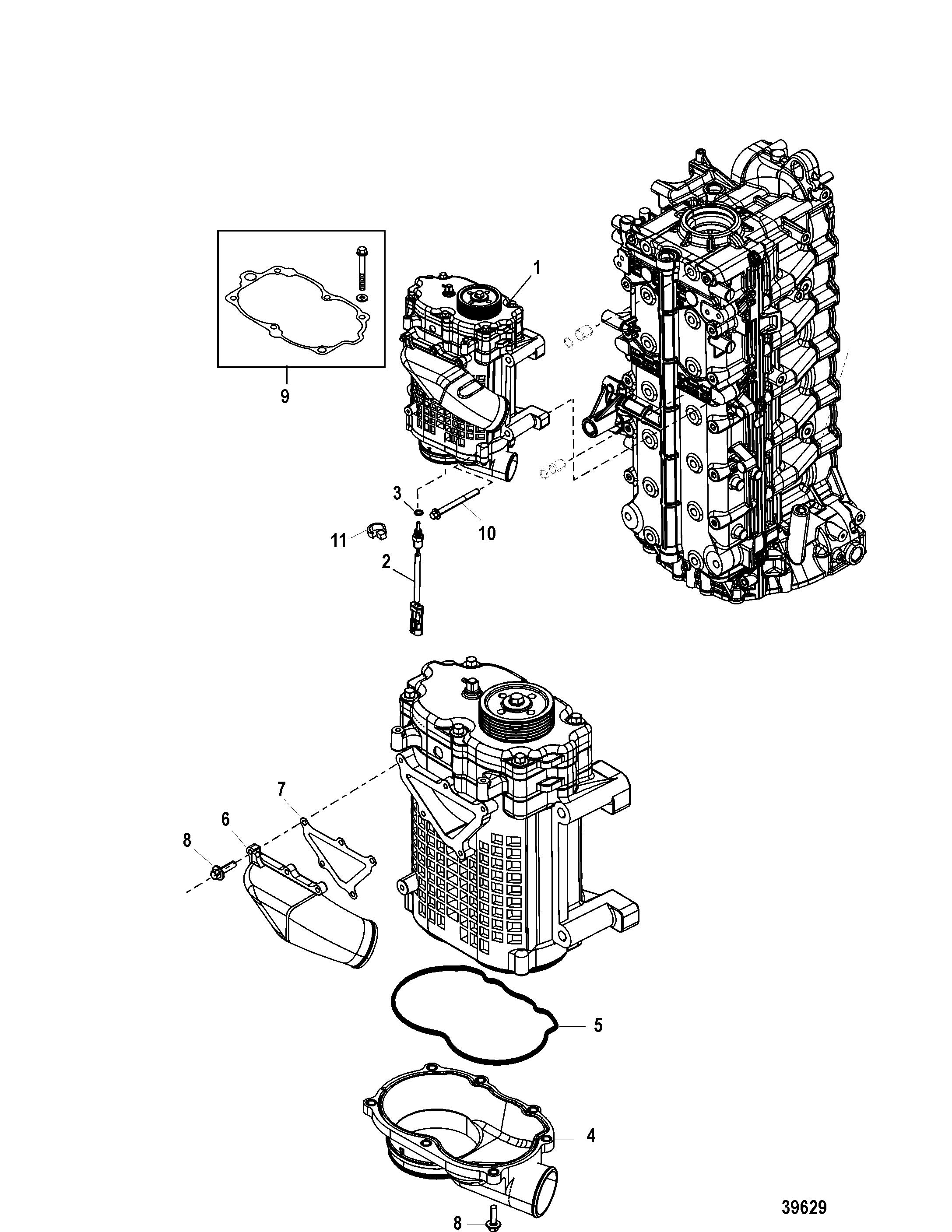 2006 mercury verado engine diagram