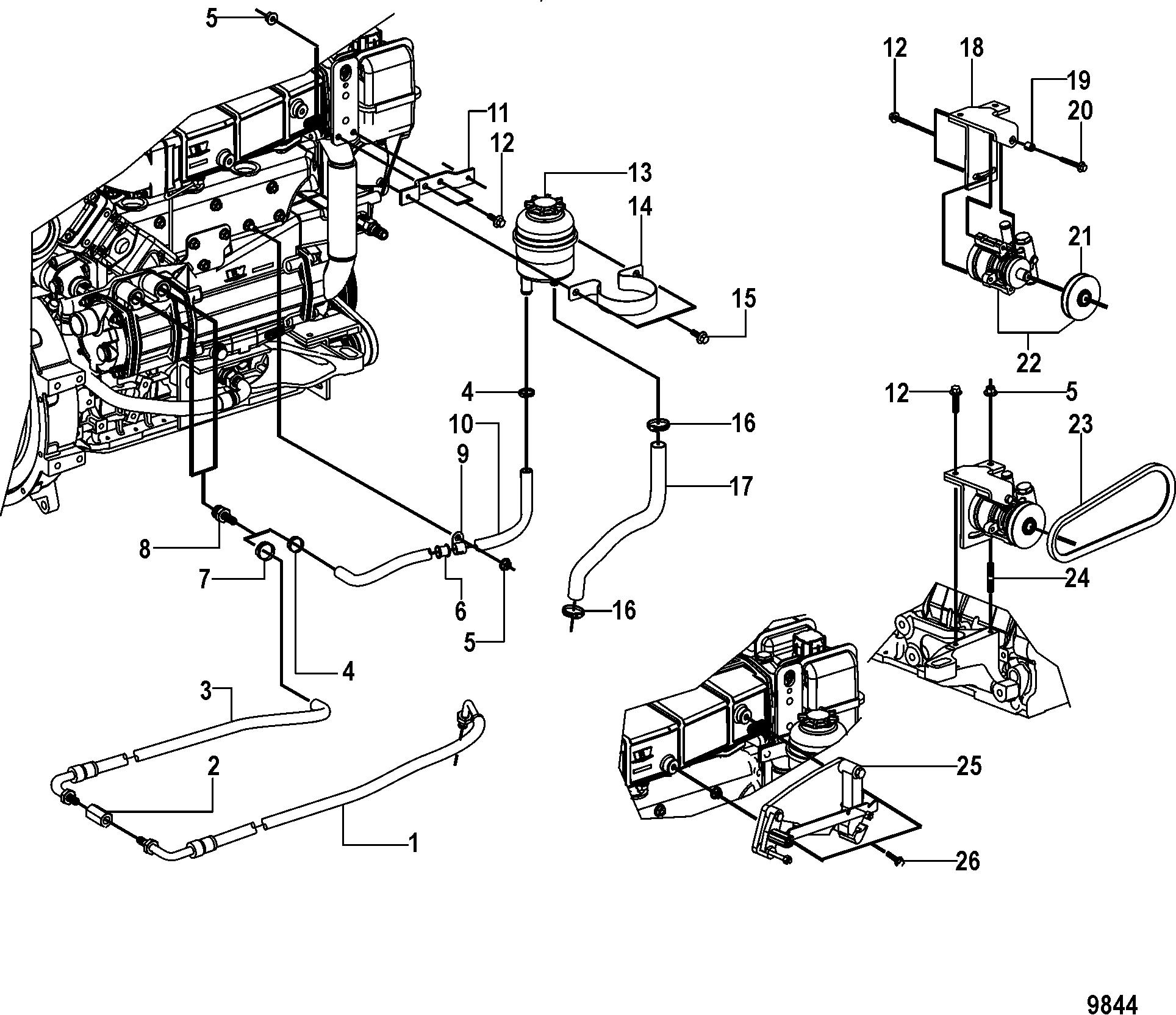 2006 Mercruiser 4 3 Service Manual