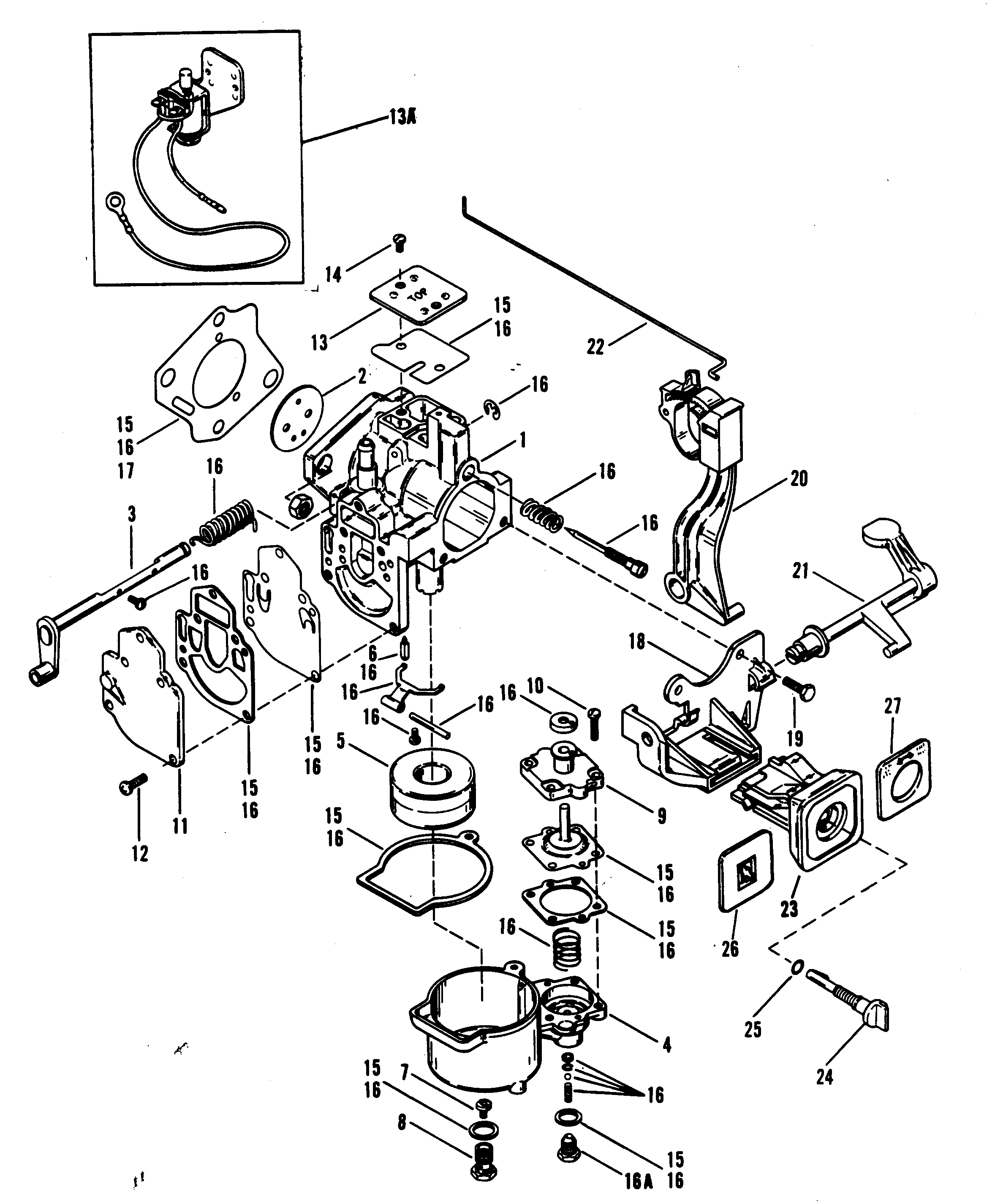 25 hp kohler engine carburetor diagram 23 hp kohler engine