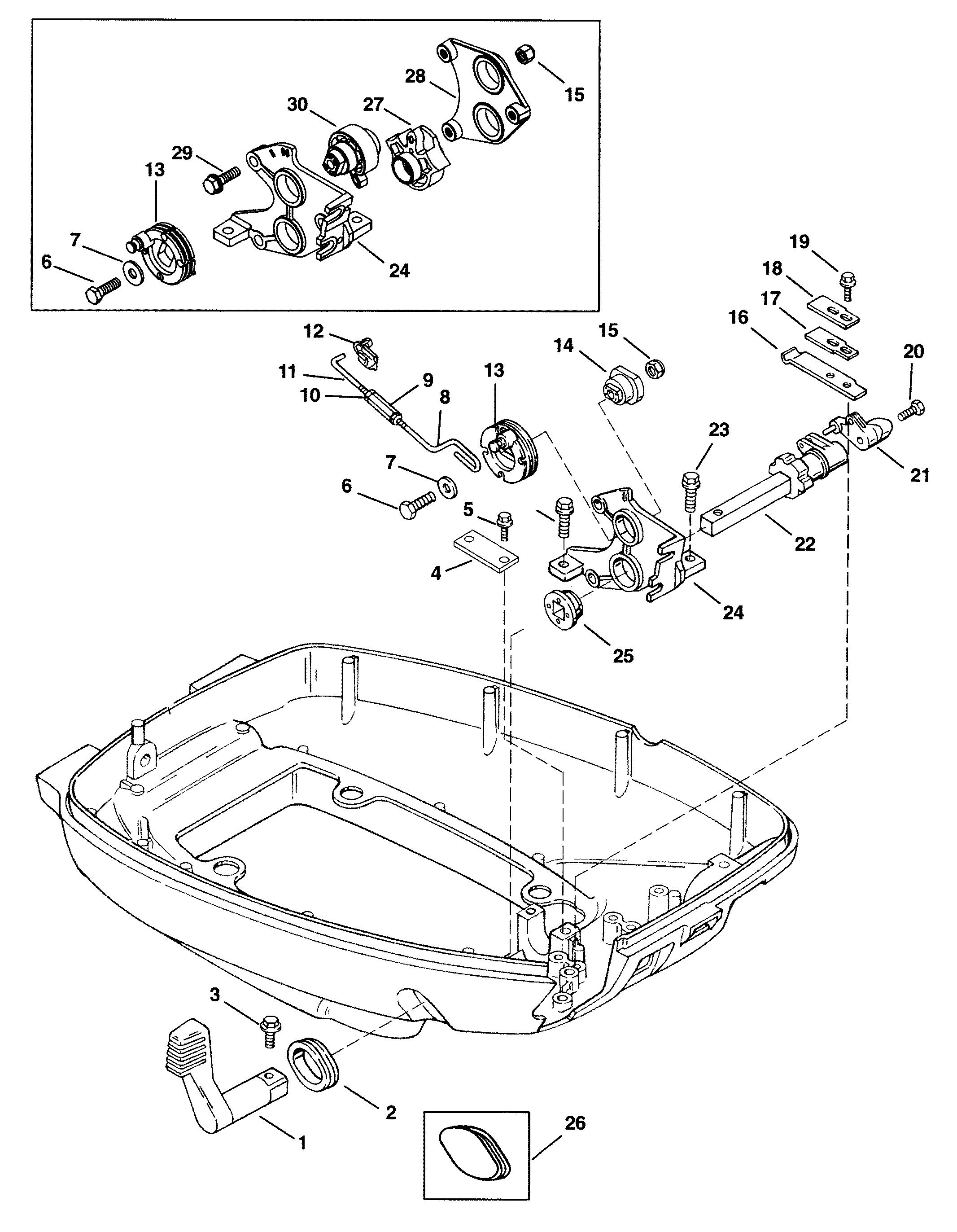 mercury 9 carburetor diagram