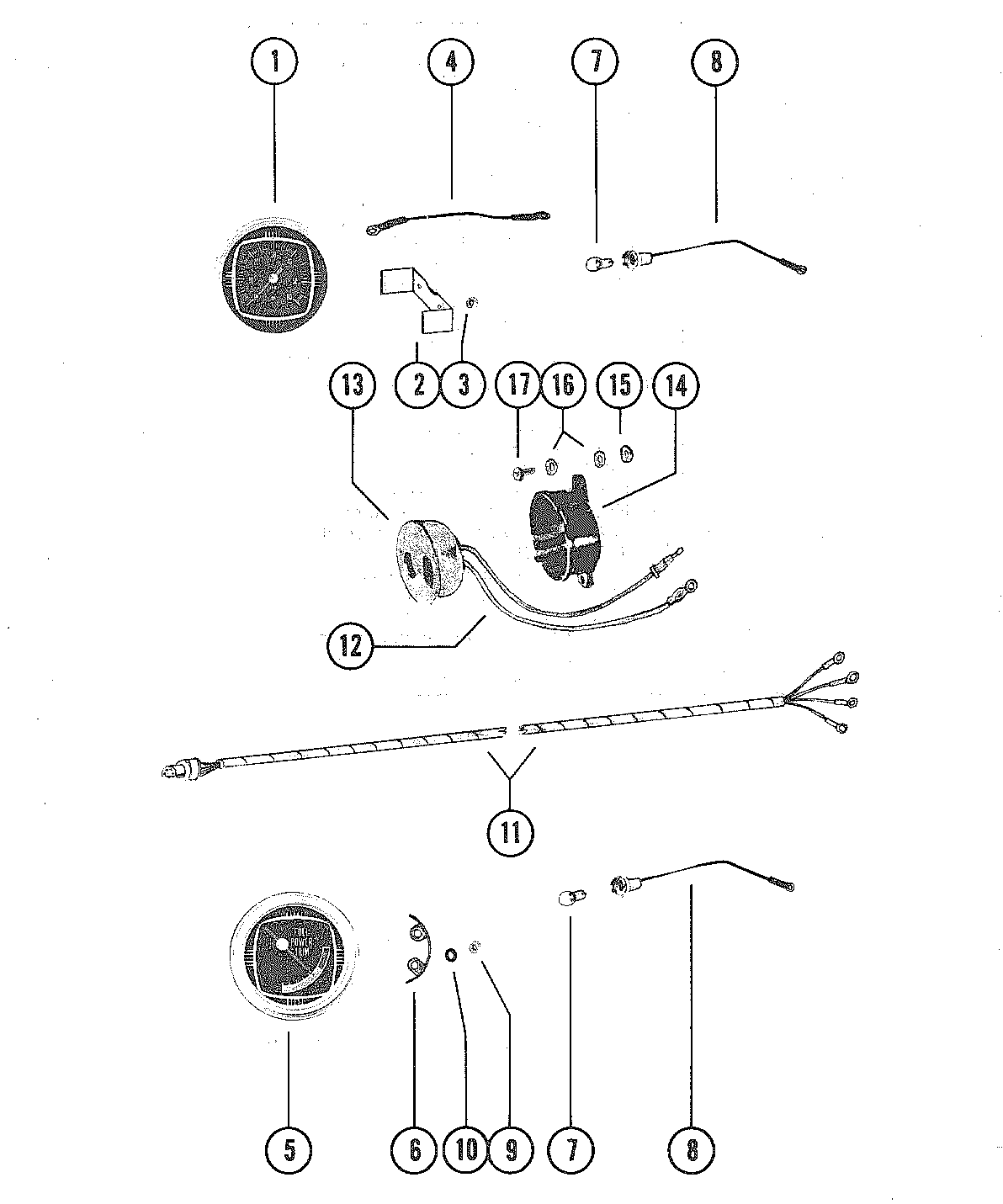 cmc power tilt and trim wiring diagram