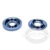 Chrome Stainless steel Flanged Finish Washers