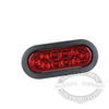 Wesbar Waterproof LED 6 Oval Tail Light