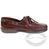 Yachters Choice Brunel Chestnut Leather Shoes