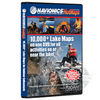 Navionics Hotmaps Premium 2D Lake Map