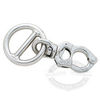 Tylaska Asymmetrical Tack Ring Snap Shackles