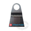 Imperial Blades - 2 1/2&quot Fine Tooth Saw Blade - Fein Supercut