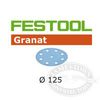Festool StickFix Granat 6 Inch Discs for RO 150 and ETS 150