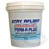 Stay Afloat Marine Emergency Water Leak and Plug Sealant