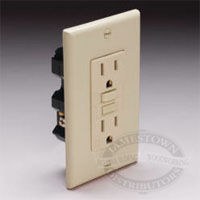 Marinco GFCI Duplex Receptacle