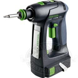 Festool C12 Cordless Drills