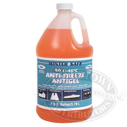 boat winterization supplies, marine and rv antifreeze