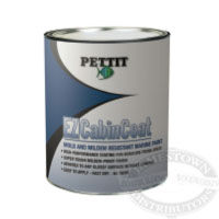 Pettit EZ Cabin-Coat Dura White Paint