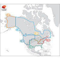 C-Map Max C Card North American Lakes