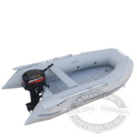 Buy boating shops - Mercury Marine Inflatable Sport Boat 270 Sport 8ft 4in Gray