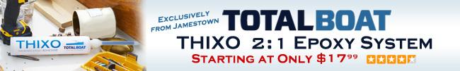 TotalBoat Thixo 2:1 Epoxy System