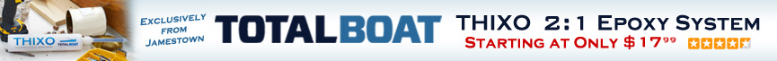 TotalBoat Thixo 2:1 Epoxy System