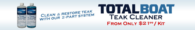 TotalBoat Teak Cleaner