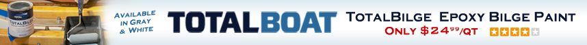 TotalBoat TotalBilge Epoxy Bilge Paint
