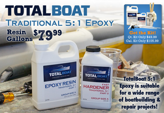 TotalBoat 5 to 1 Epoxy