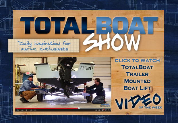 TotalBoat Show Boat lift