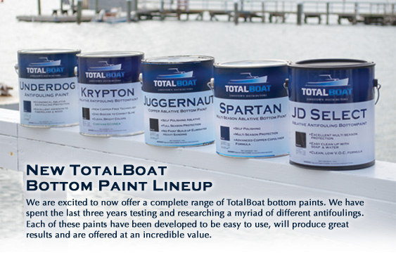 TotalBoat Bottom Paints