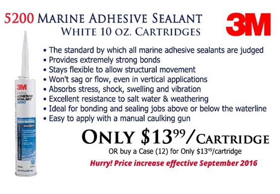 3M 5200 Marine Sealant