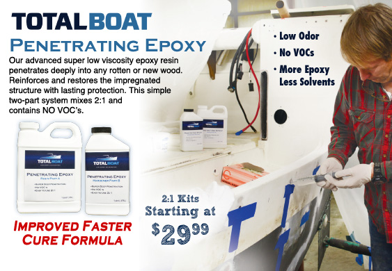 TotalBoat Penetrating Epoxy