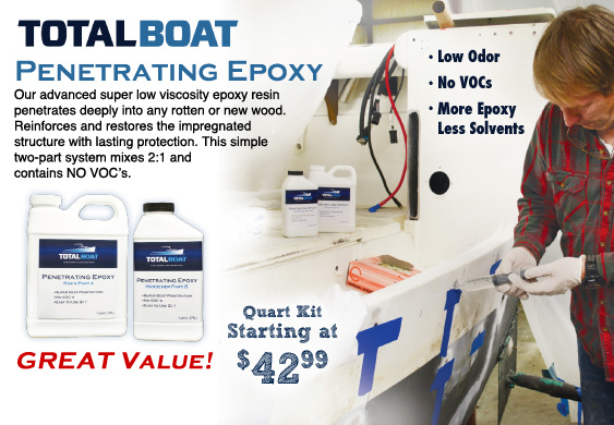 TotalBoat Penetrating Epoxy