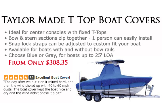 Taylor Made Boat Covers