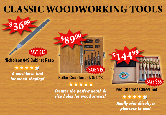 Woodworking Gifts