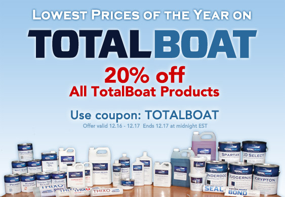 TotalBoat Sale