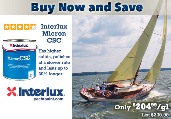 Interlux Micron CSC sale