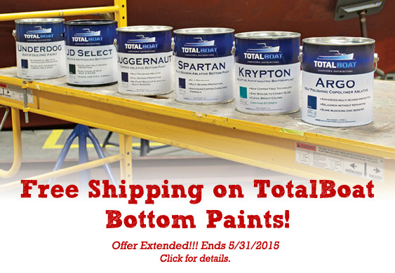 TotalBoat Antifouling