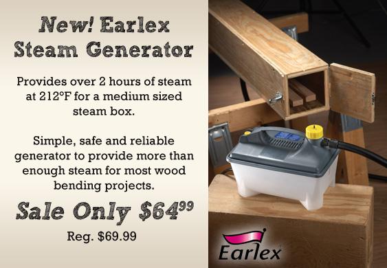 Earlex Steamer