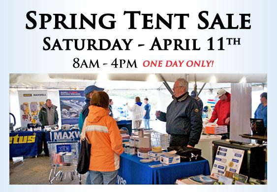 2015 Tent Sale