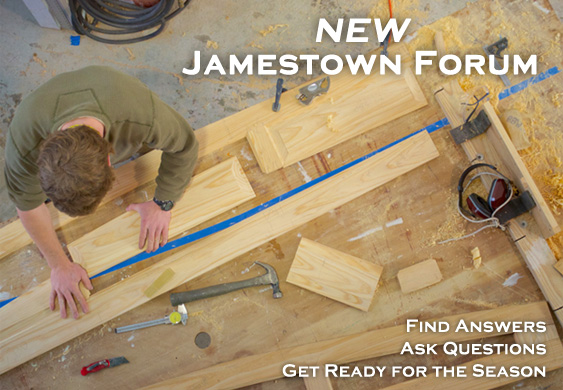 New Jamestown Forum