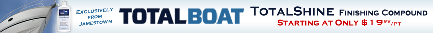 TotalBoat TotalShine Finishing Compound