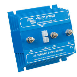 Argo battery isolators