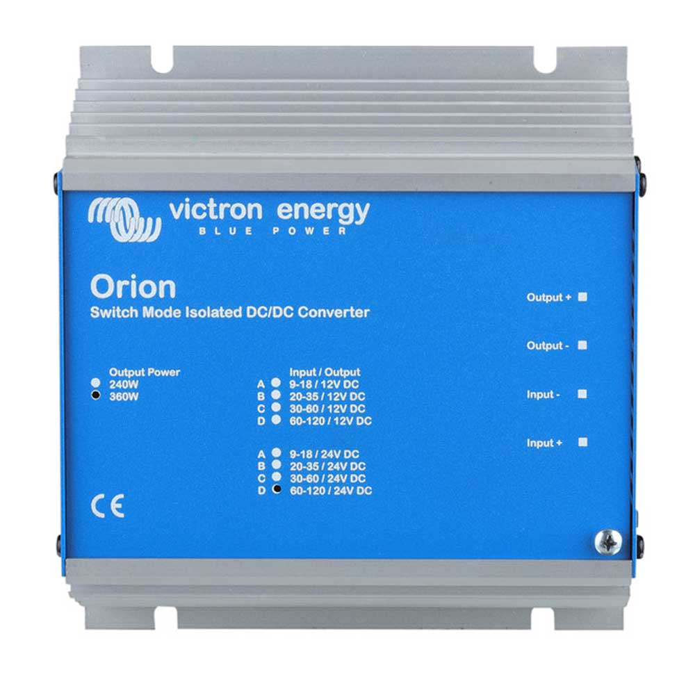 Victron Orion Galvanic Isolated Dc Converters 12v To 24v Converter Circuit
