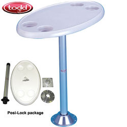 Todd Oval Tabletop Package