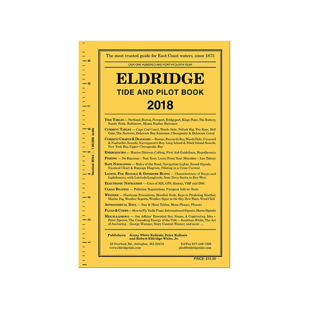 Eldridge Tide And Pilot Book