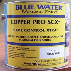 Blue Water Marine Copper Pro SCX 67 Boosted