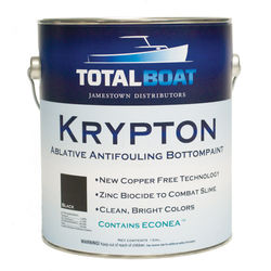 TotalBoat Krypton Copper Free boat bottom paint