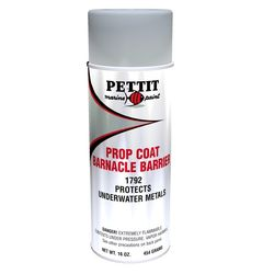 Pettit Prop Coat Barnacle Barrier