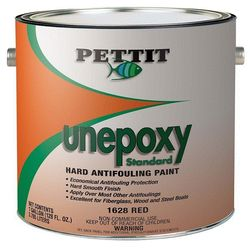 Pettit Unepoxy Standard bottom paint