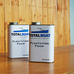 polyurethane flotation foam